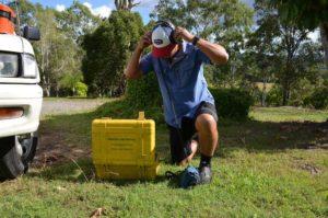 leak detection sunshine coast